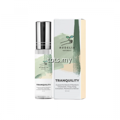AUDELIA NATURALS - TRANQUILITY OIL 10ML